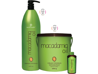 Kit Macadamia Oil / Sunflower